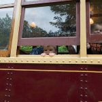 Kids on Witt car