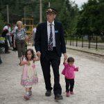 Operator & kids at HCRR
