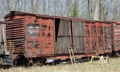 Railcar 42108
