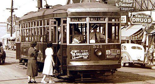 Streetcar 521
