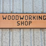 Woodworking Shop Sign