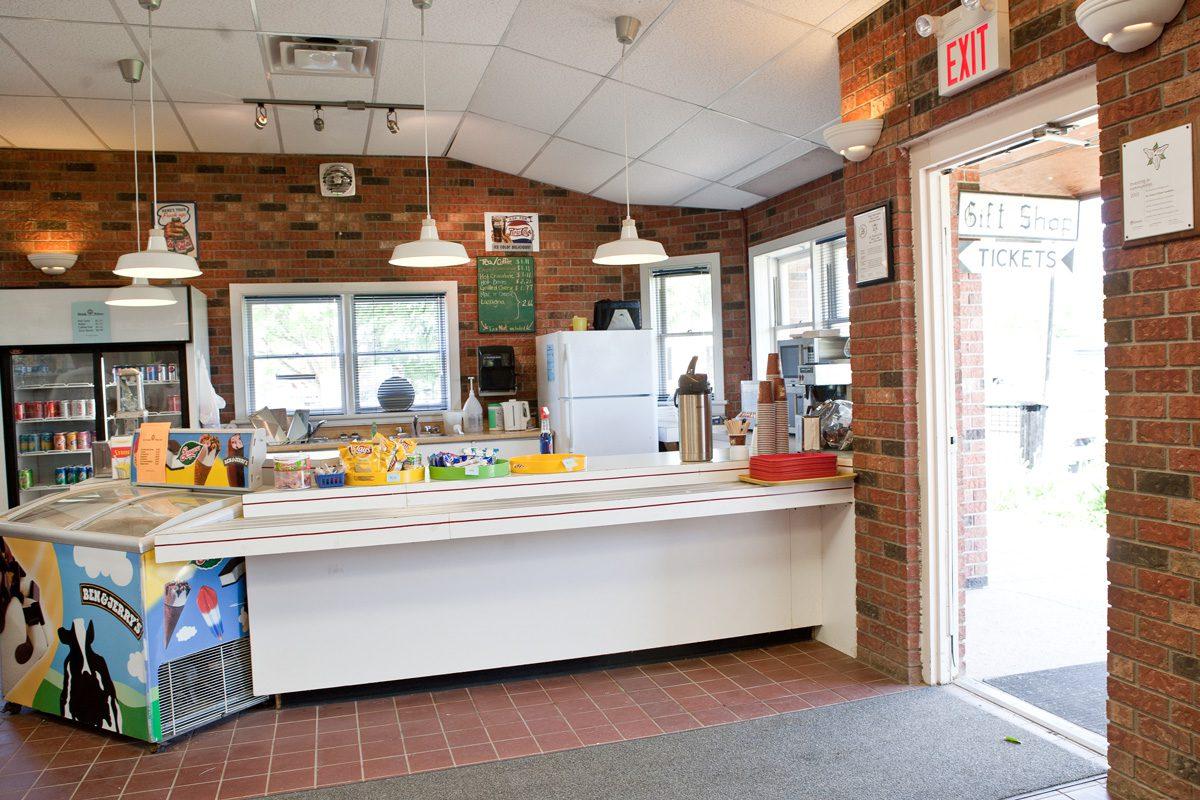 Gift Shop Snack Bar