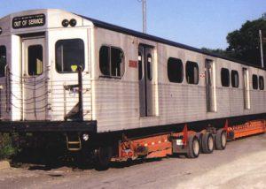 TTC Subway Car 5300