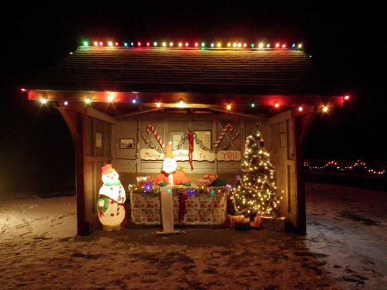 Christmas On The Rails Halton County Railway Museum