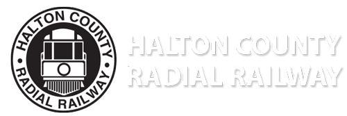 Halton County Railway Museum Retina Logo