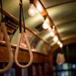 Vintage emergency streetcar handles