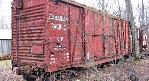 Railcar 40997