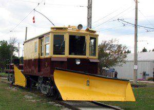 TTC TP-11 car