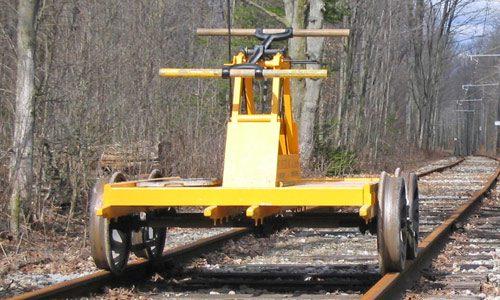Railway handcar