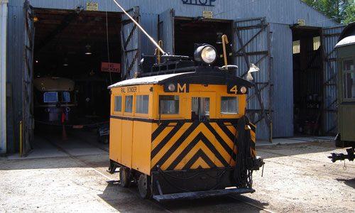 Workcar M4