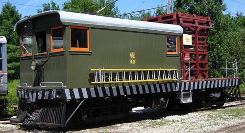 Oshawa Railway 45