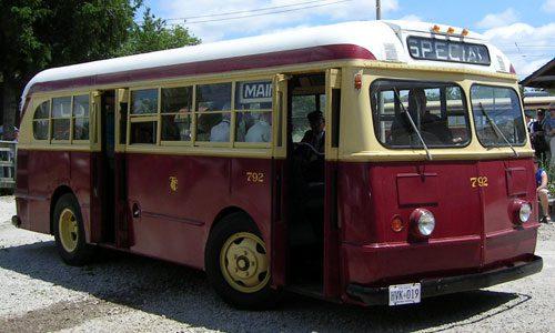 TTC Bus 792