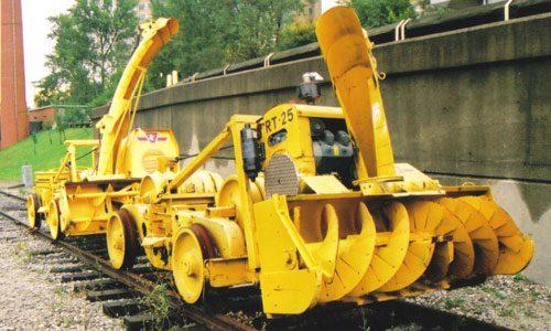 Work equipment RT-25